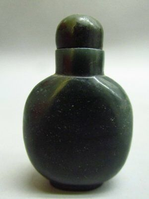 Chinese Jade Stone Snuff Bottle