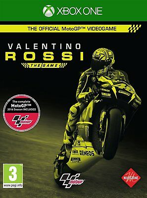Xbox One Gioco Valentino Rossi The Game Moto Gp 16 Moto Grand Prix 2016 Nuovo