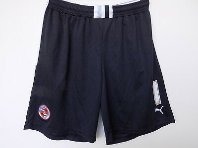 player issue Reading FC goalkeeper football shorts by puma size l royals fc