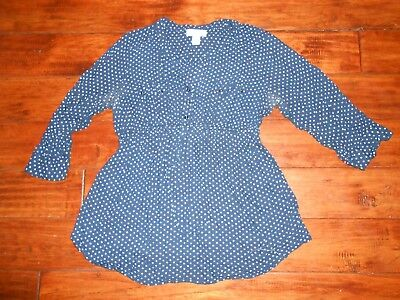 Women's Motherhood Maternity Shirt Size XL