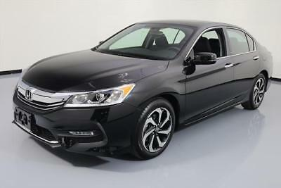 2017 Honda Accord EX Sedan 4-Door 2017 HONDA ACCORD EX SEDAN CVT AUTO SUNROOF REAR CAM 7K #029586 Texas Direct