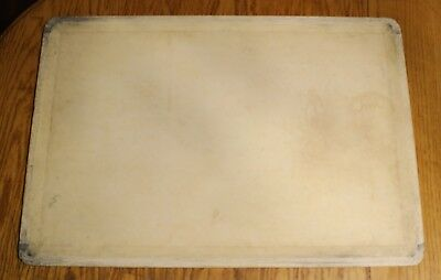 "Lot of 15 used 26"" x 18"" Fiberglass Bagel Bakery Proofing Boards"