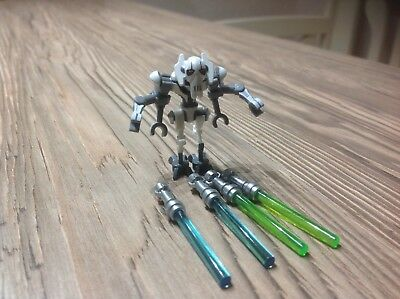 Lego Star Wars General Grievous aus 75199 mit LS