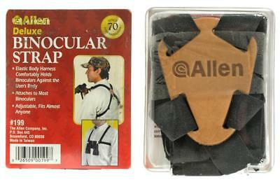 Binocular Harness Straps with Allen logo