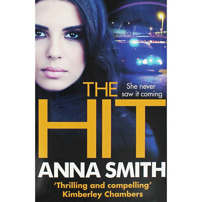 The Hit by Anna Smith (Paperback), Fiction Books, Brand New