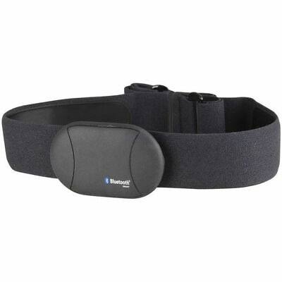 Monitor Chest Heart Rate Belt Bluetooth App iPhone iPad