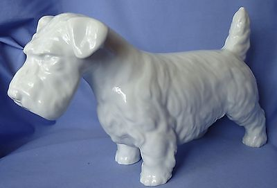 "13"" Sealyham Cesky Terrier Dog Rosenthal Germany"