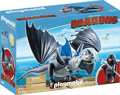 PLAYMOBIL® Dragons 9248 Drago mit Donnerklaue
