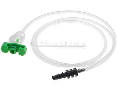 FIS-ADAPQX-3 Syringe adapter 3ml Colour green Manufacturer series 8001014 FISNAR