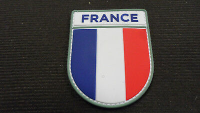 Patch Pvc France Ecusson De Bras  France Opex