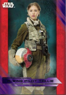 Losse kaarten Star Wars Journey To The Last Jedi Illustrated Chase Card #14 Supreme Leader Sn