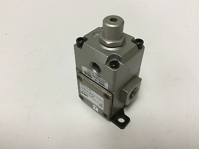 SMC NVSA3115-02N Directional Air Valve, Pilot Operated, Pressure Rating: 150psi