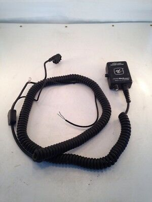 David Clark C3021 Headset Adapter for Motorola Astro Radios Untested SOLD AS IS