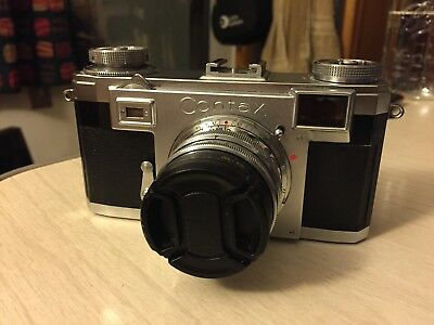 CONTAX IIA BODY ONLY - Serviced by expert technician