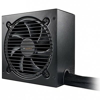 be quiet! Pure Power 10 ATX 500W PC Netzteil BN273