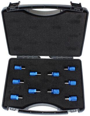 Aeroflow Thread Identification Kit With Metric Thread Adapters AF98-2055