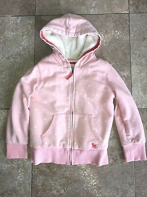 Mini Boden Shaggy Lined Hoodie, Size 7 - 8 Years