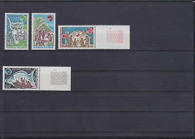 058439 Fische Fish ... Malagasy 705-08 ** MNH Year 1974
