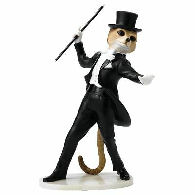 Country Artists Magnificent Meerkats Dancer Figurine Ornament CA04499
