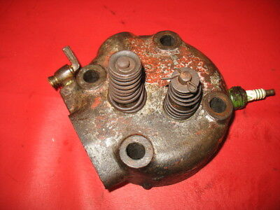 Hit Miss Gas Engine 1 1/2-2 HP Fairbanks Morse Head