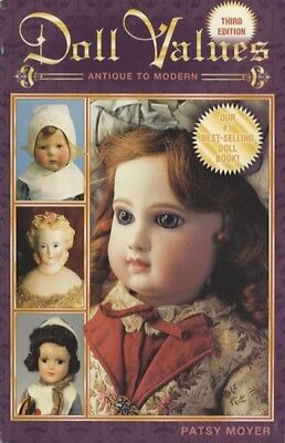 Out of Print Collector Guide - Doll Values Antique to Modern V3 Price ID Etc