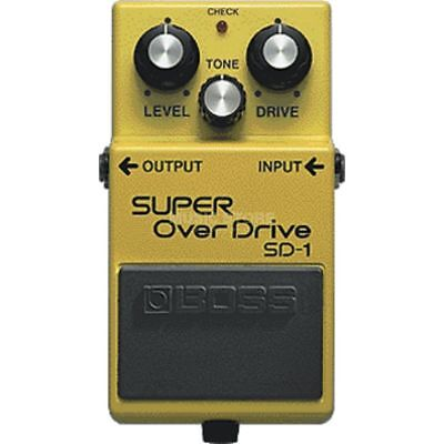 Boss Boss - SD-1 Super Overdrive