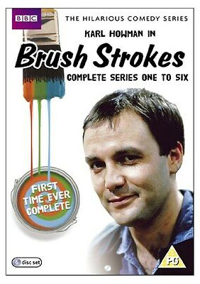 Brush Strokes - The Complete Series 1-6 [New DVD]