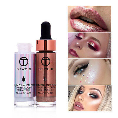 6 Colors Skin Pretty Makeup Frost Highlighter Face Shadows Glow Kit Powders HG#
