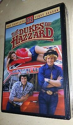 The Dukes of Hazzard The Complete First Season 1 TV CLASSIC 5 DVD Set BRAND NEW