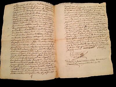 Old Document 1756