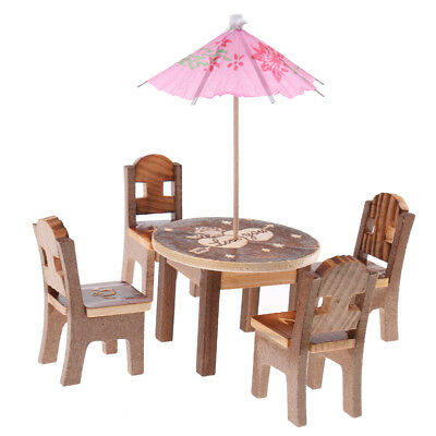 preschool chair. Fine Chair 6Pcs Wooden Toy Play House Furniture Table Chair Set Preschool Pretend And M
