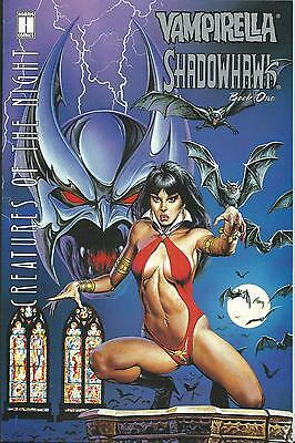 Vampirella/shadowhawk #1 (Of 2)  (Harris) Prestige