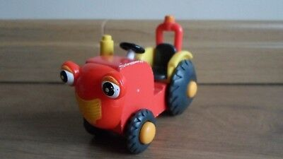 RARE Wooden Tractor Tom