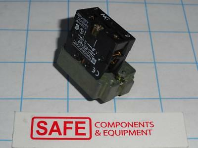 Schneider Telemecanique ZB2BZ102 Contact Block Body for Push Button Switch R41
