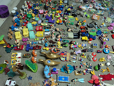 Huge Lot of Vintage Early Rare McDonald's Happy Meal Toys 80's & 90's 400+ pcs.