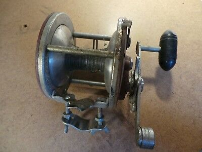 Vintage Penn Peer No. 309 Level Winding Saltwater Casting Reel *Needs Cleaning