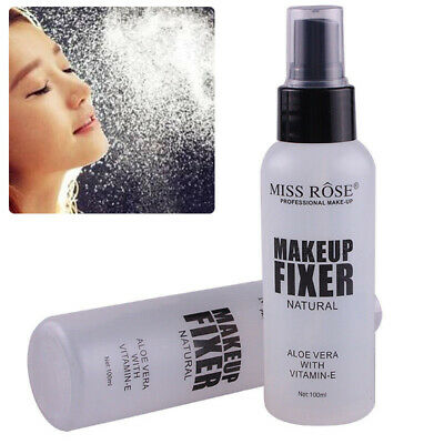 100ML Face Long Lasting Makeup Cosmetic Fixer Finish Setting Spray Liquid Tool