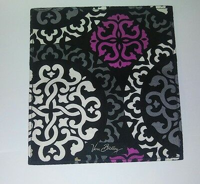 Vera Bradley Checkbook Cover in Canterberry Magenta <NEW with TAGS>