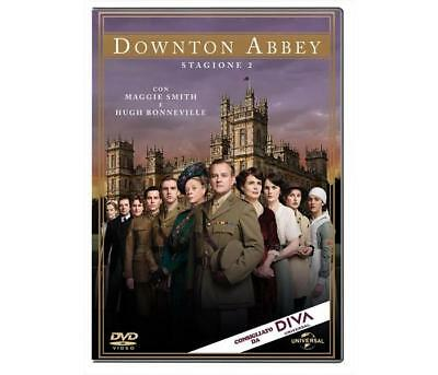 Film DVD UNIVERSAL PICTURES - Downton Abbey - Stagione 02 (4 Dvd)   DVD 0