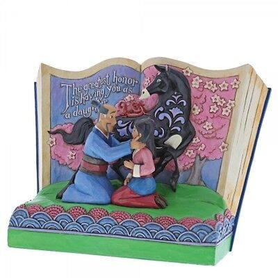 Disney Traditions The Greatest Honor Mulan Storybook 4059729