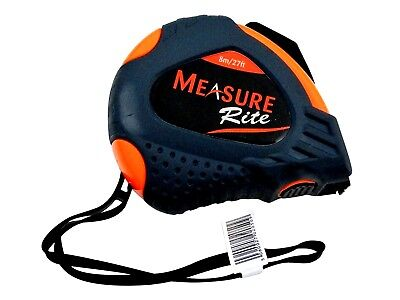 TAPE MEASURE 8m / 27ft by Advent Measure Rite Large Heavy Duty Rule (52)