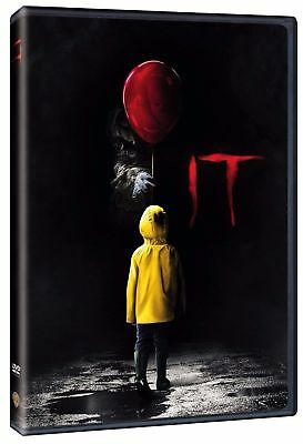 It ( DVD 2017) NEW* Drama, Horror, Thriller * NOW SHIPPING !