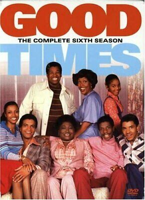 Good Times - The Complete Sixth Season [DVD] NEW!