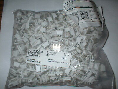 """1000PCS 640456-5 Male  5 Positions Header Connector 0.100"""" (2.54mm)  BOX#73"""