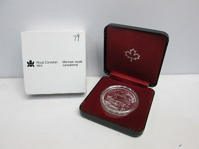 1979 Griffon Canadian One Dollar Proof Coin