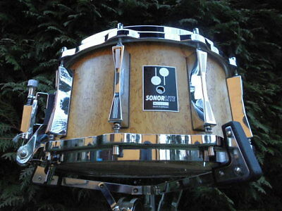 "SONOR  ""Lite LD 547""  Snare 14"" x 7 1/4""  VINTAGE"