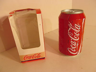 The Coca-Cola Can Puzzle 3D Jigsaw Pzl 40pc