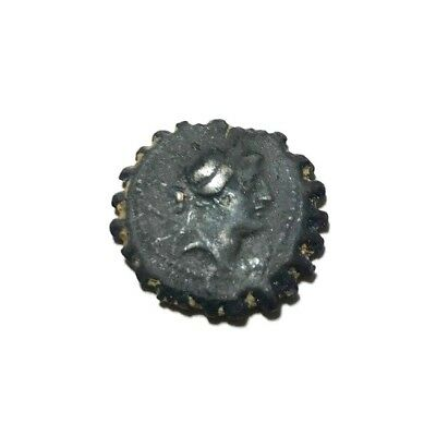 Ancient Greek, 400-100 BC. Bronze coin