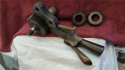 south bend heavy 10 lathe - original forward reverse tumbler lever gears