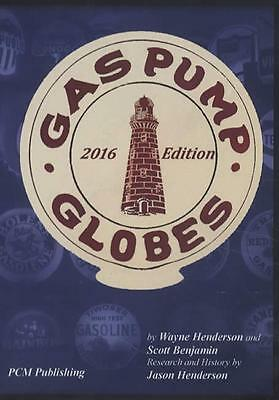CD: Vintage Gas Globes ePub Collector Guide ~6000 Shown Full Color & Prices